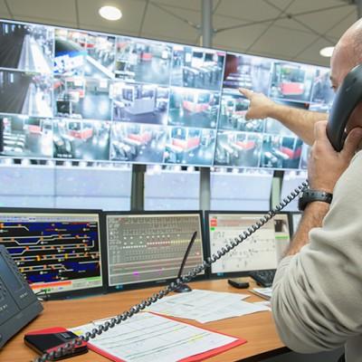 Brigadas de control y vigilancia