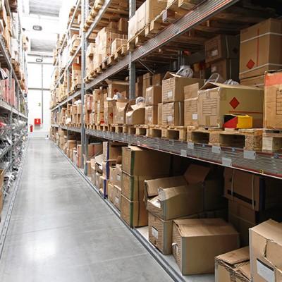 Administración de Almacenes e inventario